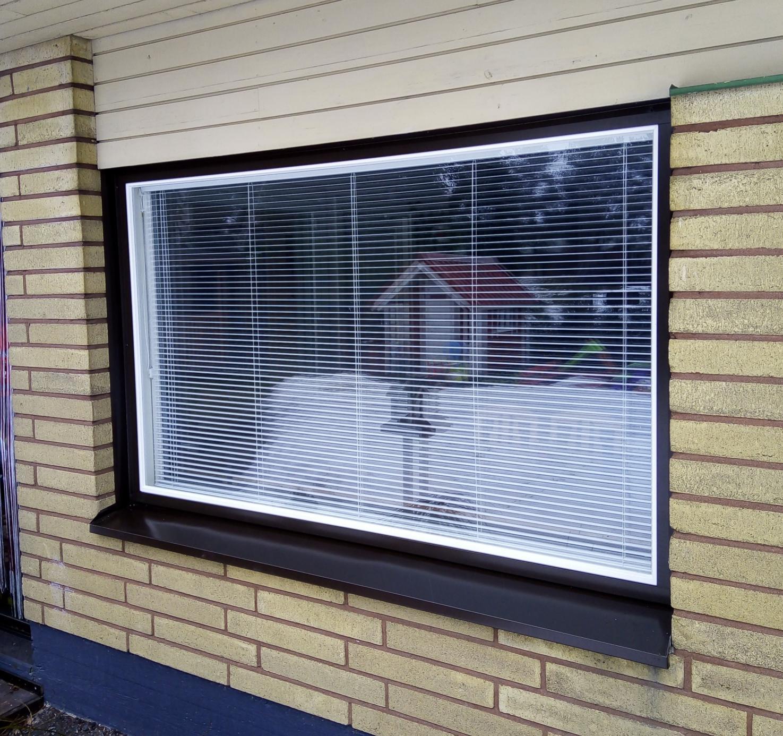 Kodin Laatusaneeraus Oy ikkunaremontti 1