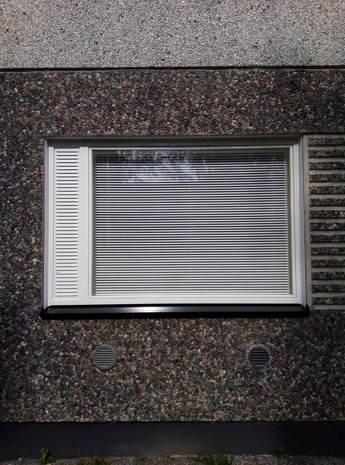 Kodin Laatusaneeraus Oy ikkunaremontti 4
